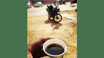 binny varghese bachelor arts hotel management motorbike coffee hospitality 1