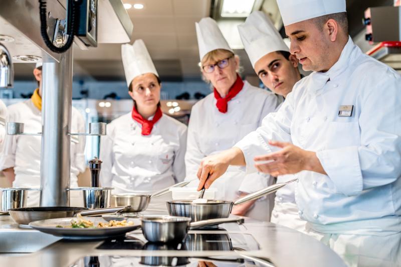chef study switzerland