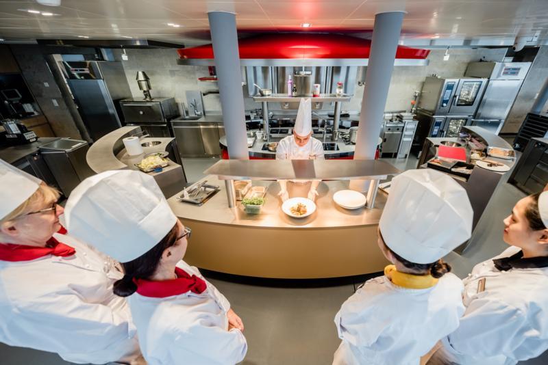 culinary arts chef program