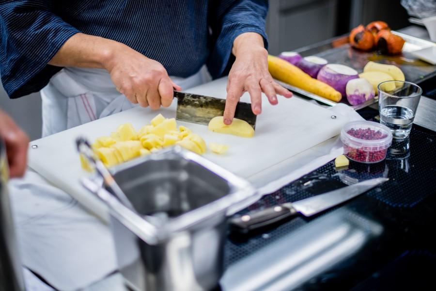 spesialisert vegetarisk kokkeutdannelse