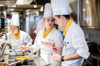 International Kokkeuddannelse