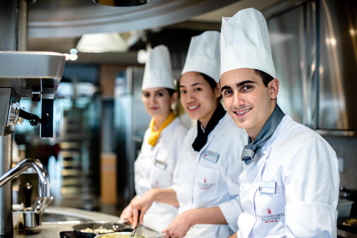 CAAS culinary arts diploma