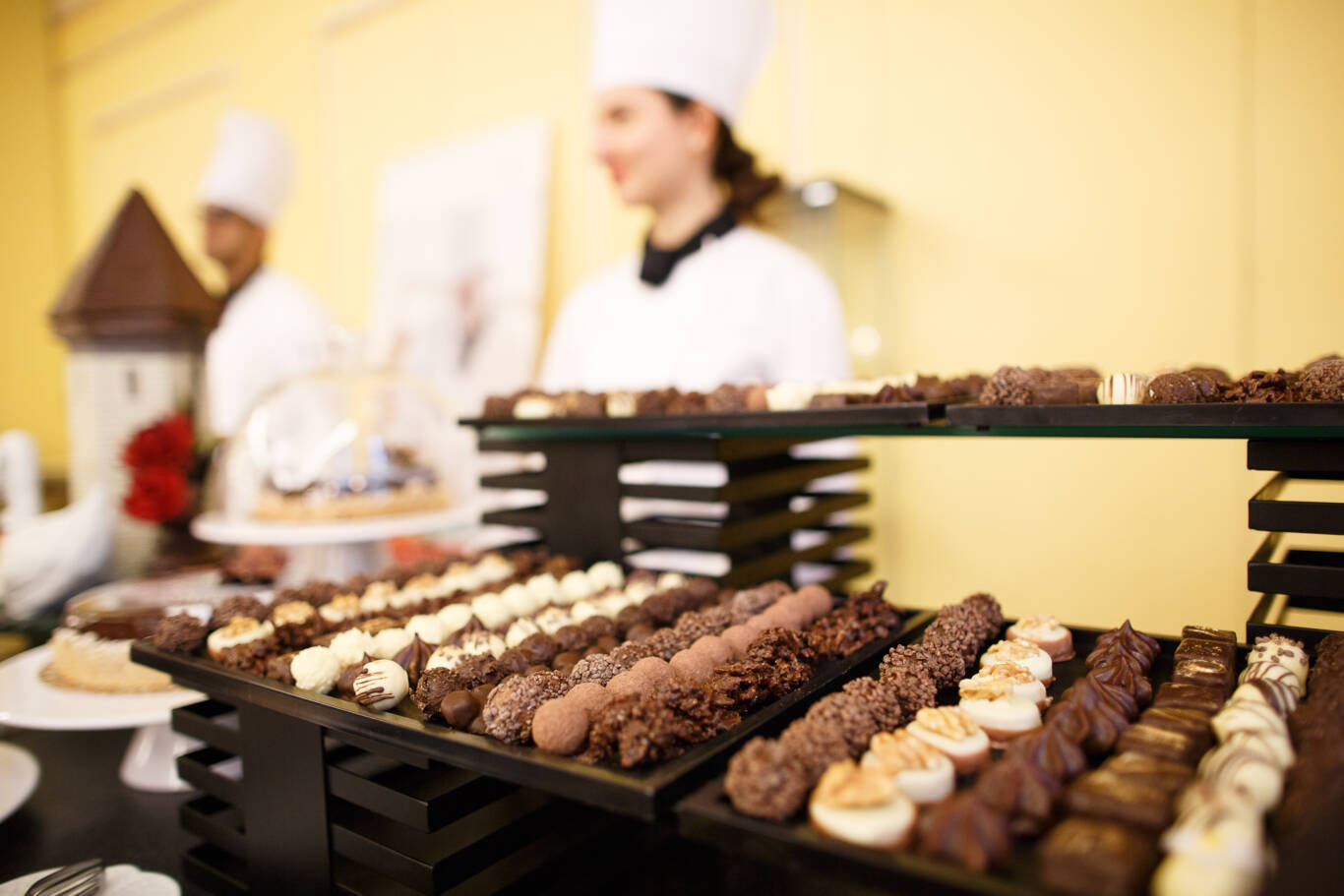 CAAS lucerne pastry arts chocolate
