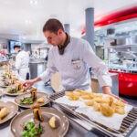 Vegetarisk kokkeuddannelse