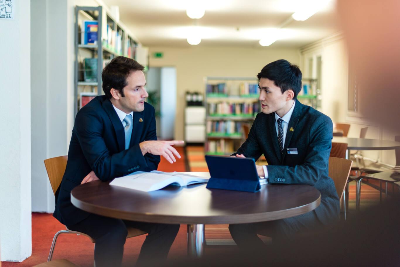 Erhvervsøkonomi og management - Master