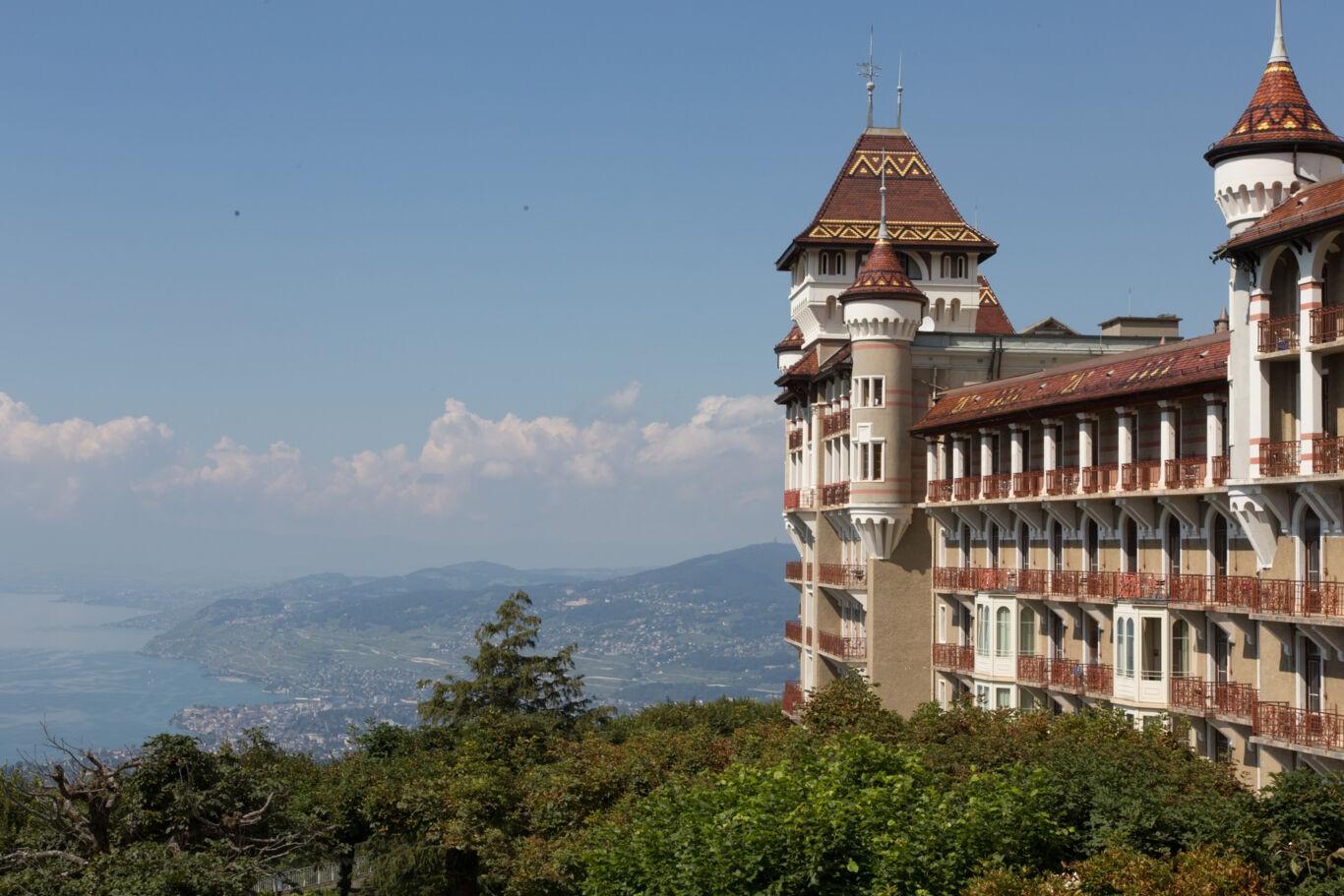 SHMS caux palace view