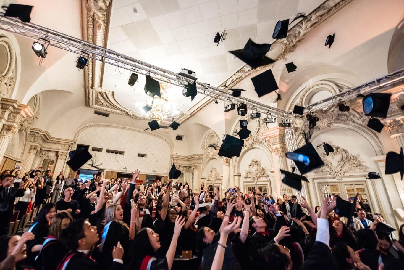 seg graduation career